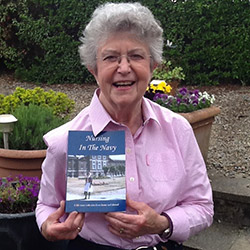 Nora Lewis with Memoir